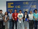 Members of the Korean Delegation with F4E Staff